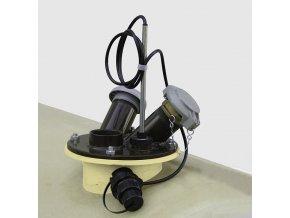Víko pro nádrž GT pro umístění venku pro ruční pumpu(7066)