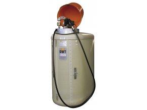 Nádrž DWT 2000 litrů na naftu s výd. zařízením 50 l/min(8948)