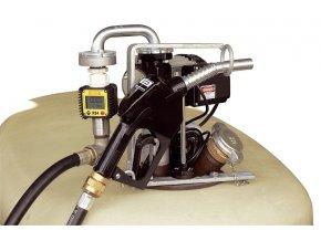 Elektrické čerpadlo Cematic 55 pro všechny typy nádrží DWT(8949)