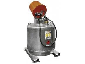Nádrž na naftu DT-MOBIL 600 l