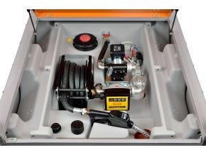 DT-Mobil PRO PE 980 PREMIUM - nádrž na naftu Cematic 230V