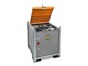 DT-Mobil PRO ST 980/200 PREMIUM PLUS - na naftu a AdBlue (C)(10816)