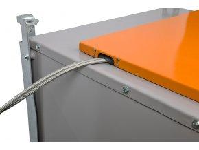 DT-Mobil PRO - nádrž ke generátoru 980 litrů, 1 napojení(10785)