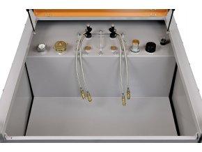 DT-Mobil PRO - nádrž ke generátoru 980 litrů, 2 napojení(10786)
