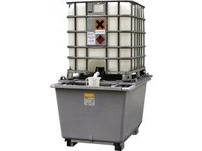 IBC-záchytná vana sklolaminátová (8665)