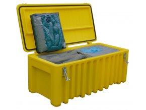 Cemsorb havarijní box Universal (šedý)
