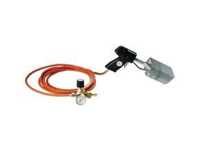 Plynová pistole k ohřevu smrštitelných fólií - Komplet