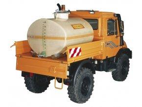 Sklolaminátová nádrž pro Unimog, Multicar a Pfau 1.600 l