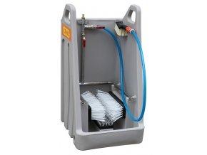 Čistící a dezinfekční stanice na gumovky(10101)