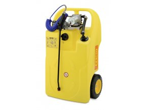 Rozprašovací vozík na chemikálie či dezinfekci 60 l, AKU(10863)