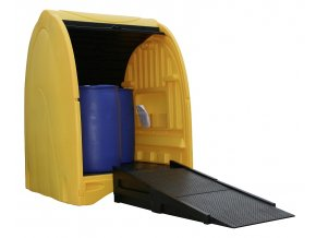 Rampa pro PE-záchytné vany typ 240/4 a typ 240/4e(10519)
