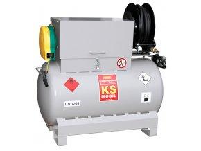 Odsávací zařízení PHM s el. čerpadlem 12 V, 25 l/min, ATEX(10997)