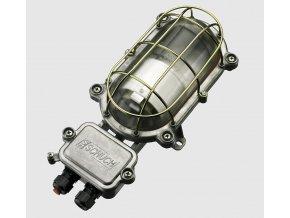 Oválná lampa 60 W pro bezpečnostní kontejnery(8227)