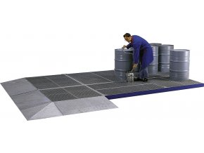 Systém povrchové ochrany z oceli FS 108/13/28 lakovaný(10618)