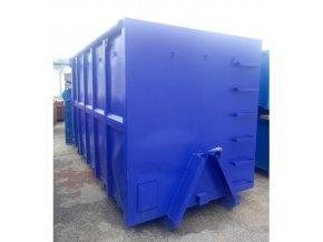 Velkoobjemový kontejner výprodej – AVIA – pevné bočnice - 16,7 m3