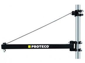 rameno závěsné 750mm (1000kg) pro lanový naviják