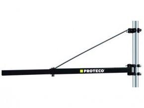 rameno závěsné 1100mm (600/300kg) pro lanový naviják