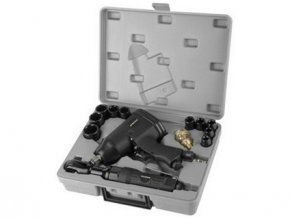 """sada utahováků pneumatických 1/2"""" ráčnový + pistolový"""