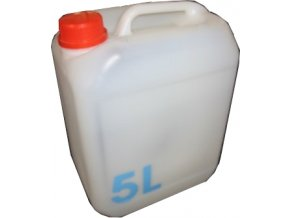 PE kanystr, objem 5 litrů UN
