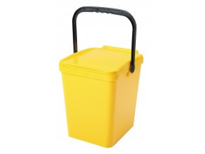 Odpadkový koš URBA 26 l. žlutý