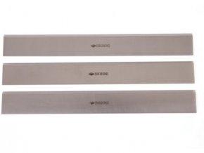 nůž 250 x 30 x 3 mm, sada 3ks=1 krabička