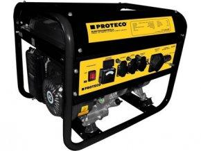 elektrocentrála 3-fázová 5500/3300W (AC 3x230V, AC 1x400V, DC 1x12V)