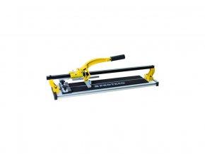 řezačka dlažby 600 mm s vodící x-lištou a hliníkovým stolem