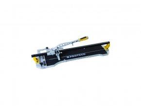 řezačka dlažby  730 mm  s vodící x-lištou a hliníkovým stolem