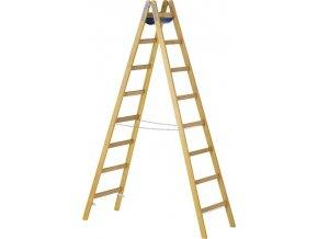 4404 3 crestamax b dreveny stojaci zebrik stafle 1 53 m