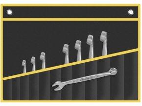 sada klíčů očkoplochých 8-dílná ERGO LINE chrom-vanadium