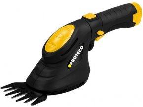 nůžky na trávu akumulátorové 3,6V - nový typ