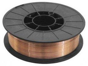 drát svářecí 0.6mm cívka 15kg