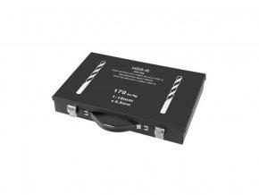 sada vrtáků do kovu 170 dílů 1 - 10 mm DIN 338 černé