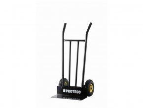 vozík ruční (rudl) 300kg plné kolo