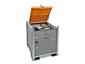 DT-Mobil PRO ST 980 PREMIUM Plus - nádrž na naftu Cematic 230V(11123)