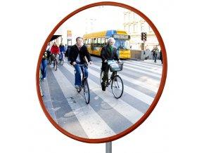 Dopravní zrcadlo - rovné