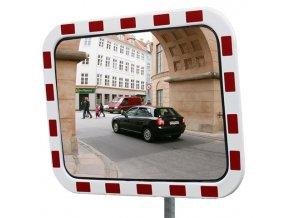 Venkovní dopravní zrcadlo - akrylátové