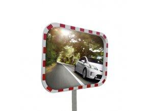 Venkovní dopravní zrcadlo