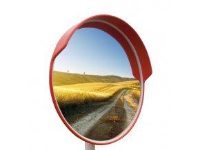 Víceúčelové zrcadlo se štítkem - univerzální