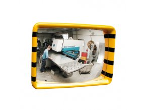Certifikované zrcadlo pro průmysl a logistiku - střední