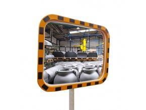 Zrcadlo pro průmysl a logistiku