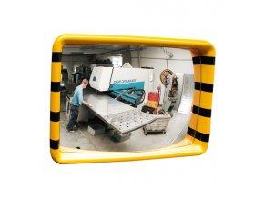 Certifikované zrcadlo pro průmysl a logistiku - velké