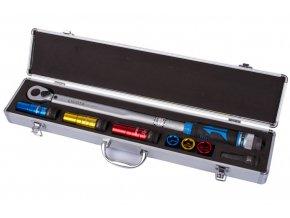 "Sada 1/2"" momentového klíče a hydraulických nástavců 9 ks - LIPAW01   Licota"