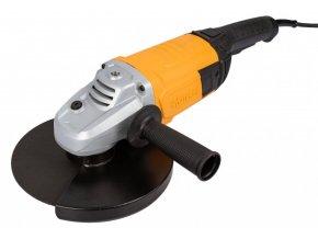 Úhlová bruska 230 mm, 2400 W, 6500 ot./min. - HTP800412 | Hoteche