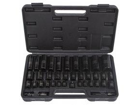 "Sada kovaných vnitřních nástrčných klíčů 1/2"" a 3/8"", 38 ks - HT206404 | Hoteche"
