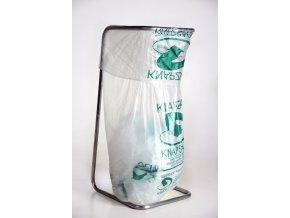 Stojan na odpadkové pytle KNAP 400-2500 l, 400 l