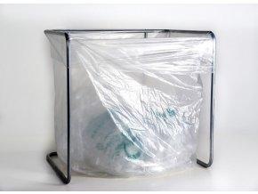 Stojan na odpadkové pytle KNAP 400-2500 l, 1400 l
