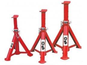 Pár stavitelných skládacích podpěr 3t / pár - BR43004 (T43004) | AHProfi