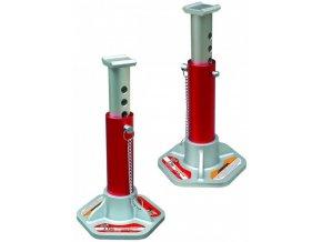 Stavitelné podpěry aluminium 3t (BR43004L) - T43004L
