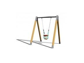 Řetězová houpačka RH102D (v.p. 1,5 m)